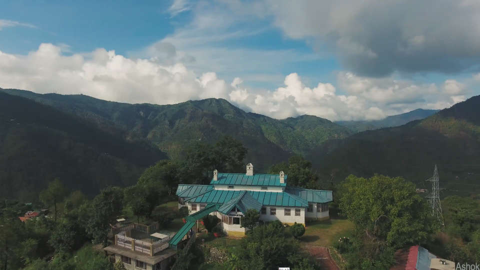 The Ramgarh Bungalows - 19th Century, Kumaon Hills Kumaon 6