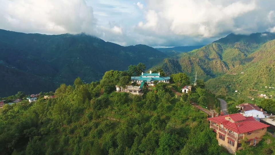 The Ramgarh Bungalows - 19th Century, Kumaon Hills Kumaon 8
