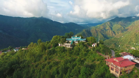 The Ramgarh Bungalows - 19th Century, Kumaon Hills Kumaon 8