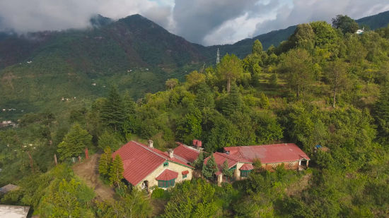 The Ramgarh Bungalows - 19th Century, Kumaon Hills Kumaon 4