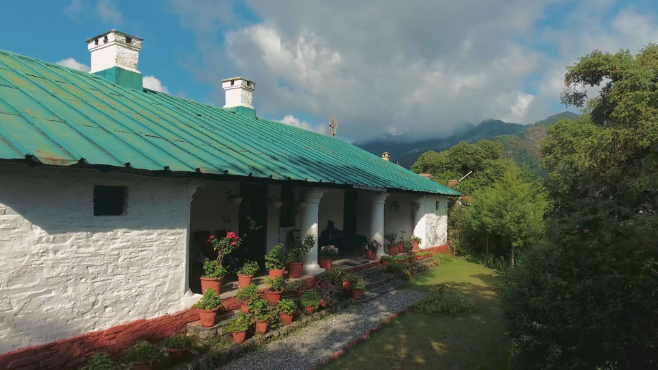 The Ramgarh Bungalows - 19th Century, Kumaon Hills Kumaon 3