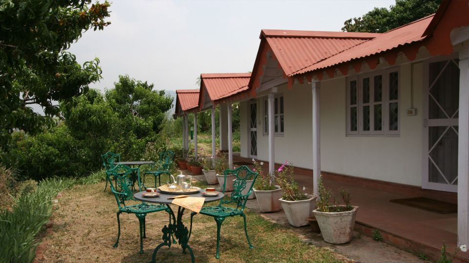 The Ramgarh Bungalows - 19th Century, Kumaon Hills Kumaon 19