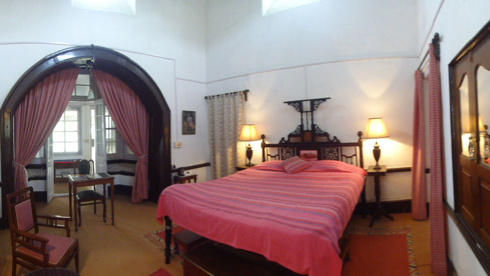 The Ramgarh Bungalows - 19th Century, Kumaon Hills Kumaon Pink Room The Ramgarh Bungalows Kumaon Hills