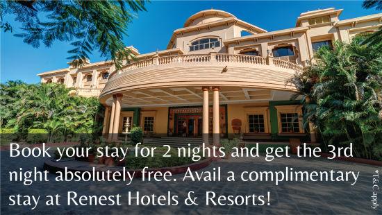 2 night get 3rd night offer