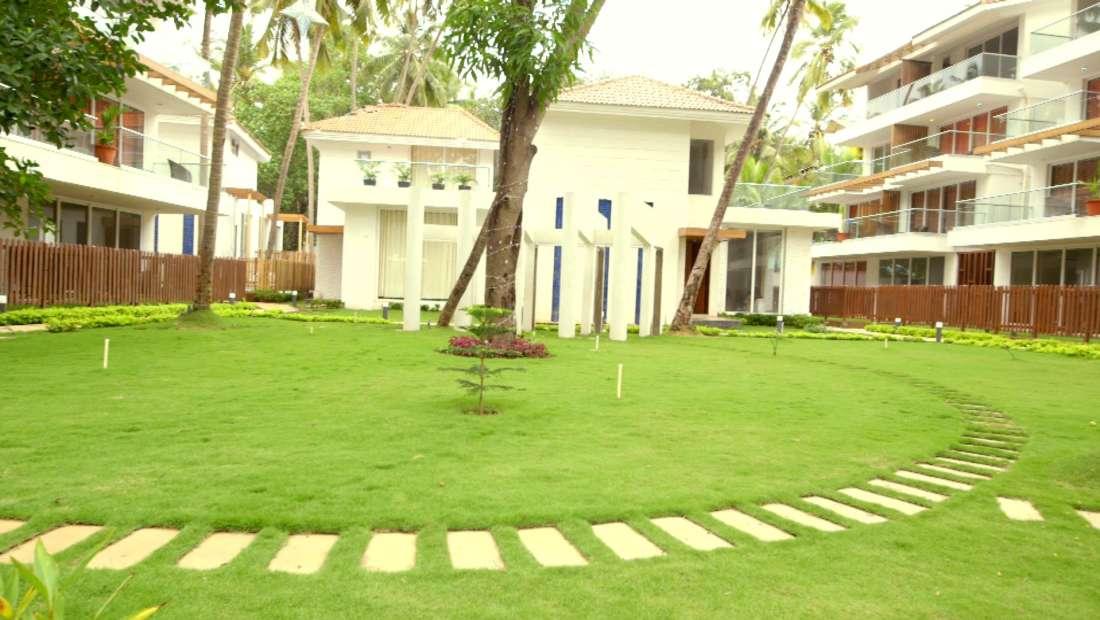 The Eternal Wave, Calangute, Goa Goa The Eternal Wave Calangute Goa 3