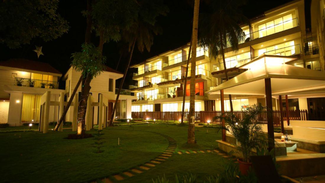 The Eternal Wave, Calangute, Goa Goa The Eternal Wave Calangute Goa 2