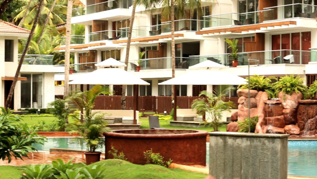 The Eternal Wave, Calangute, Goa Goa The Eternal Wave Calangute Goa 4