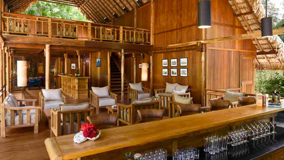 Dugong Dugon Bar, Oma Spa, Barefoot at Havelock, Resorts in Havelock, Luxury Resorts in Havelock