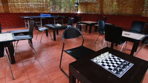 Parampara Resort & Spa, Kudige, Coorg Coorg Hotel Lobby Reception and facilities Parampara Resort Spa Kudige Coorg 43