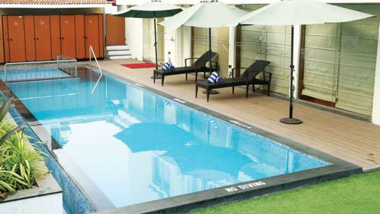 Evoke Lifestyle Candolim Goa Swimming Pool