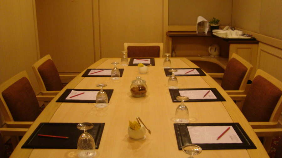 Board Rooms Banquet and Meeting Hall at The Orchid Hotel Mumbai