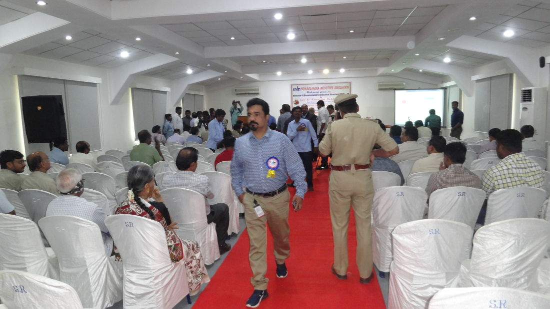 Conference Hall Near Jigani Industrial , Online Suites, Bangalore 3