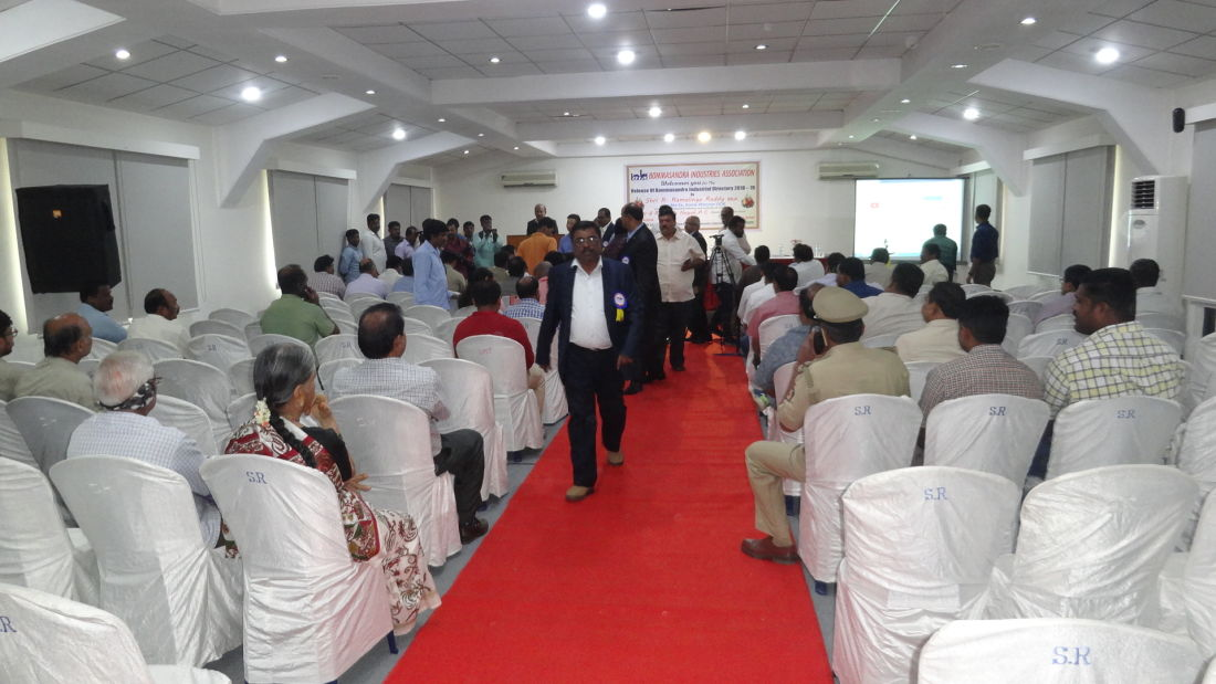 Conference Hall Near Jigani Industrial , Online Suites, Bangalore 5