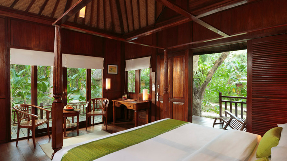 Air-conditioned Andaman Villa Interior,  Barefoot at Havelock, Stay at Havelock, Luxury Resorts in Andaman