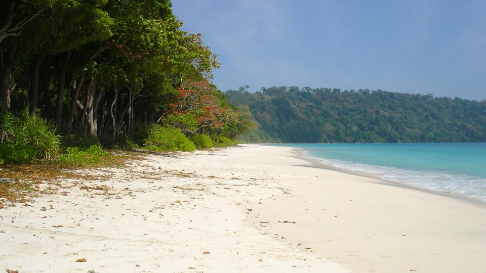 19 In Around Radhanagar Beach Havelock Island