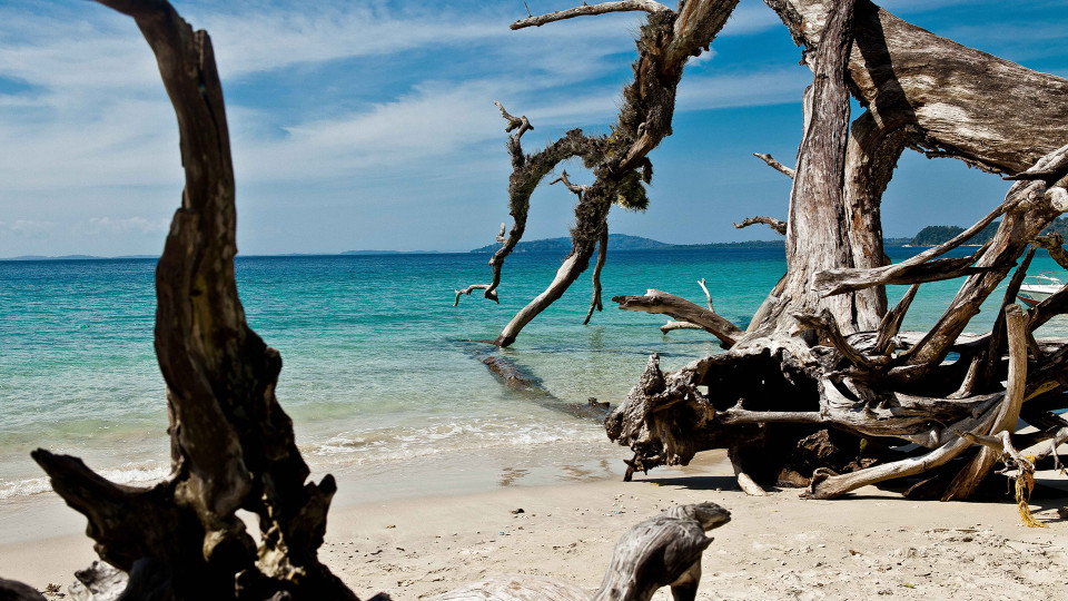 20 In Around Elephant Beach Havelock Island