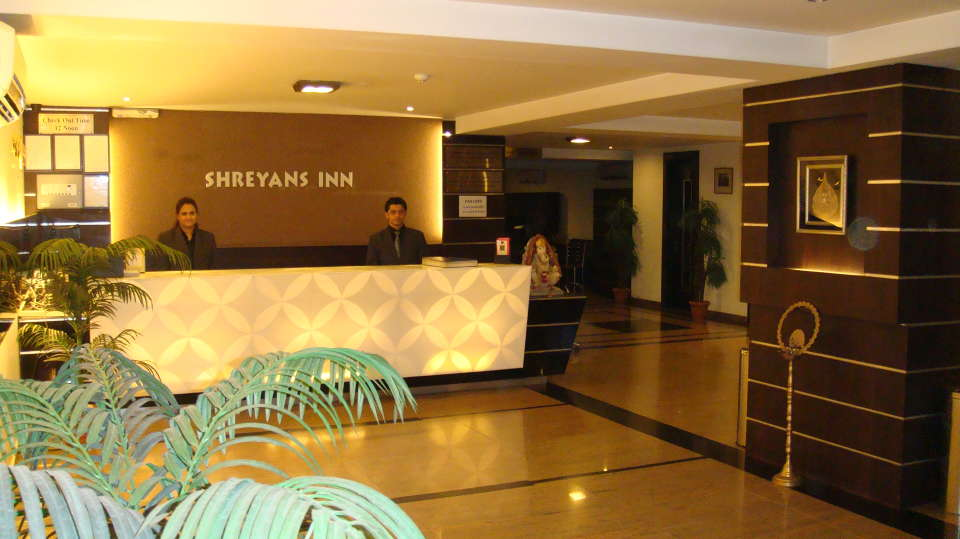Hotel Shreyans Inn, Safdarjung Enclave, New Delhi Delhi Shreyans Inn Safdarjung Enclave New Delhi reception