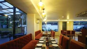 Evoke Lifestyle Candolim Goa Restaurant