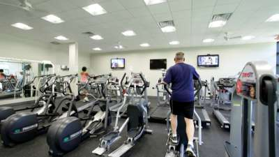 Gym at Hotel Park Plaza, Faridabad - A Carlson Brand Managed by Sarovar Hotels, Best Hotel in Faridarbad