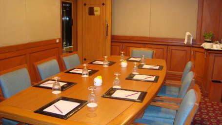 Board room at the orchid hotel mumbai vile parle - 5 star hotel near mumbai airport