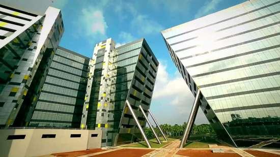 Technopark Tvm Classic Sarovar Portico Thiruvananthapuram