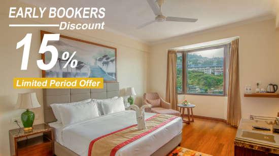 15 Shimla Early Booker