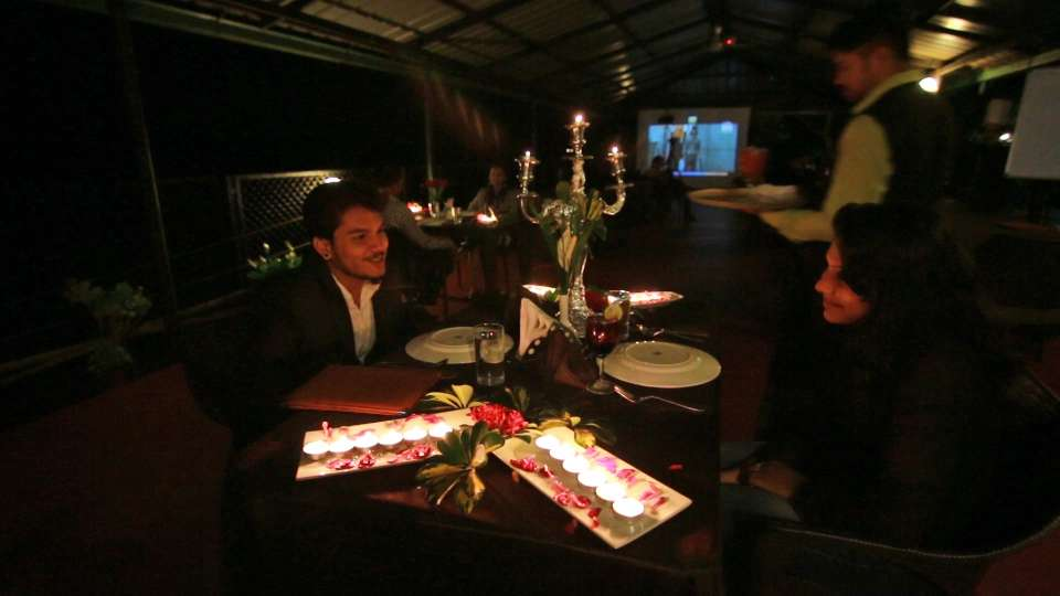 Coorg Jungle Camp, Kushalnagar Madikeri Restaurant 2 Coorg Jungle Camp Kushalnagar
