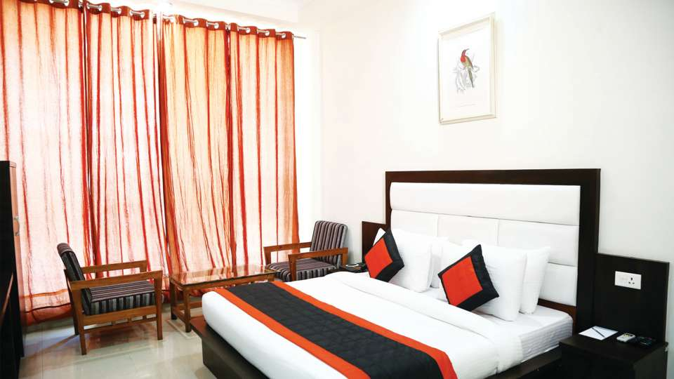 Evoke Lifestyle hotels in Katra Hotels near katra railway station Deluxe Rooms 2