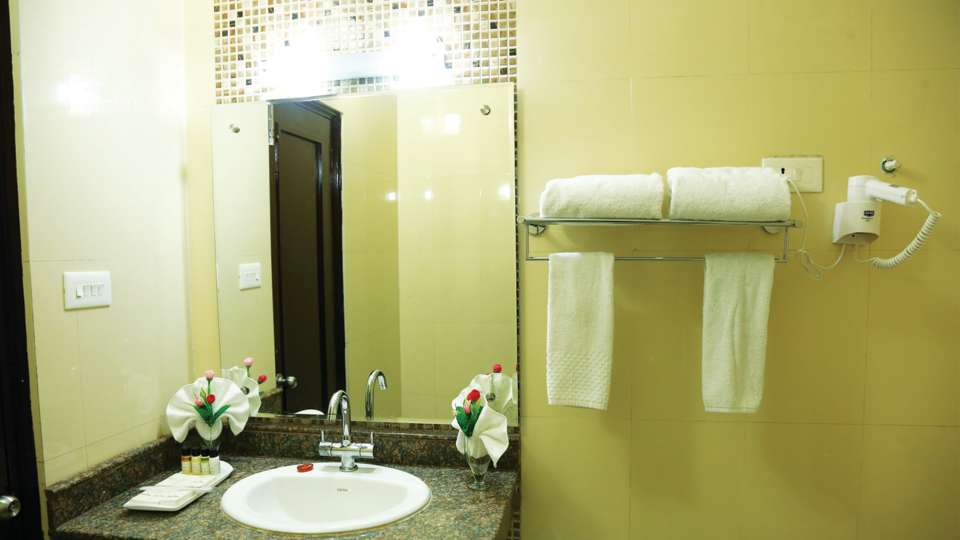 Evoke Lifestyle hotels in Katra Hotels near katra railway station Deluxe Rooms 4