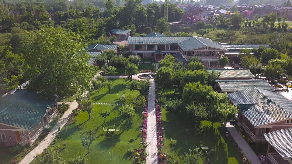 Facade Orchard Retreat Spa Srinagar 2