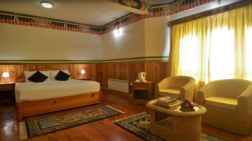 Deluxe Room at Tashi Phuntshok Paro 1
