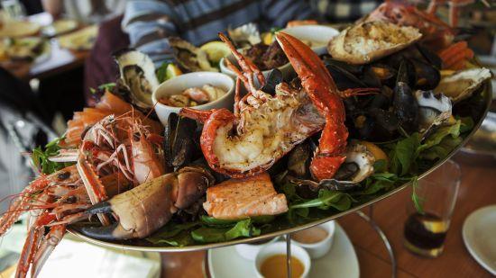 seafood in Goa