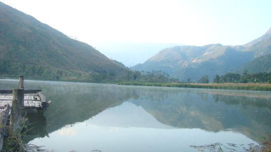 Shilloi lake Phek Nagaland