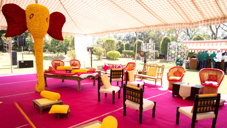 4 Destination Weddings at Jaipur and Lucknow  Clarks Group of Hotels  Weddings In India 7