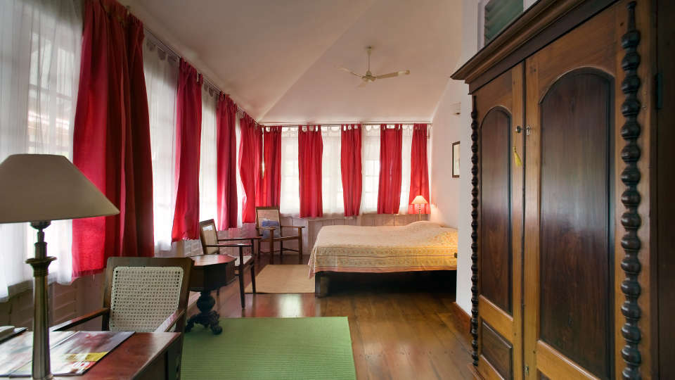 The Tower House - 17th Century, Cochin Kochin The Breekopt room The Tower House Cochin Kerala