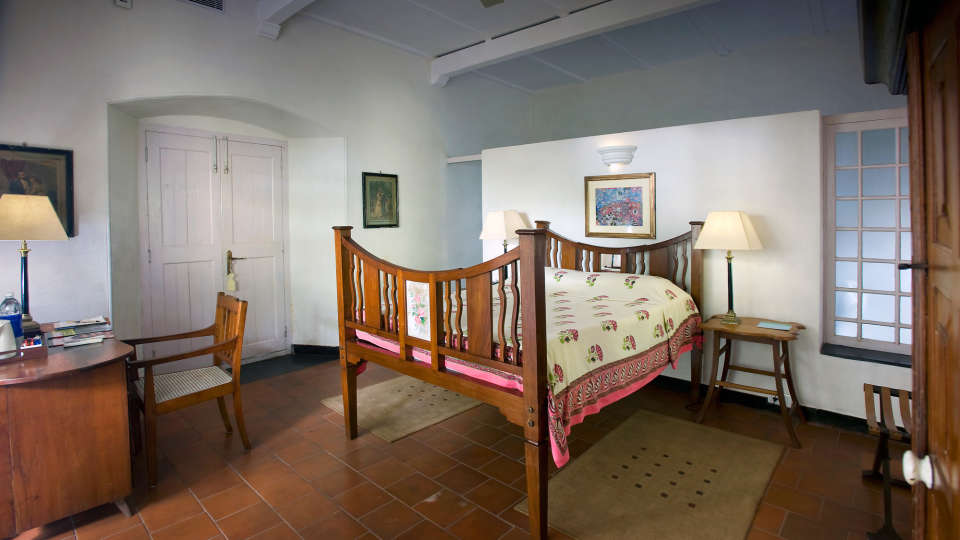 The Tower House - 17th Century, Cochin Kochin The Menezes room The Tower House Cochin Kerala