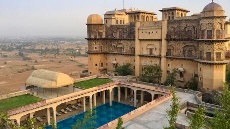 Tijara Fort-Palace Alwar Rajasthan 16