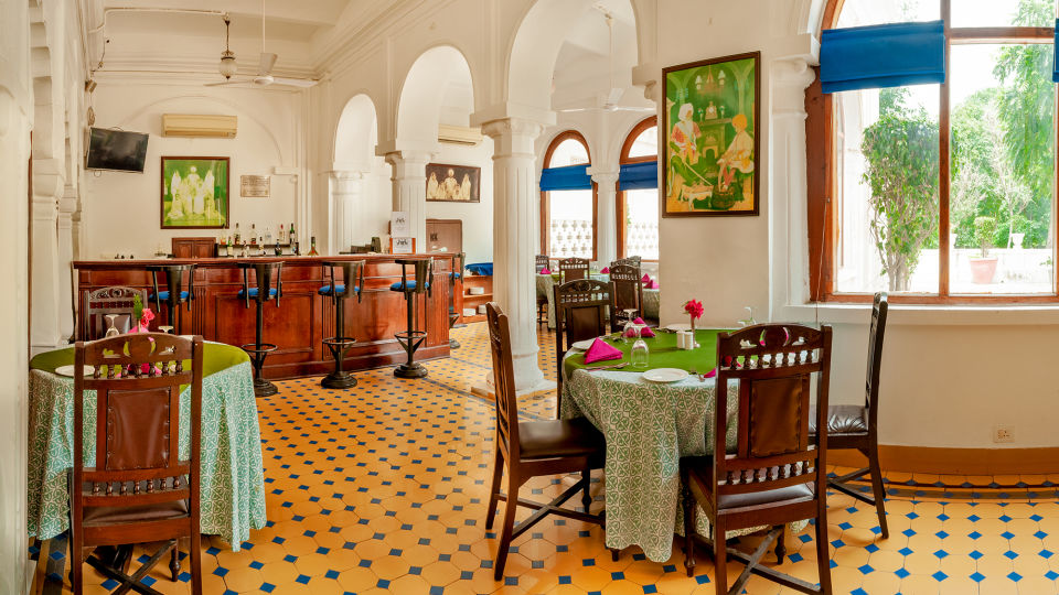 Dining The Baradari Palace Hotels in Patiala