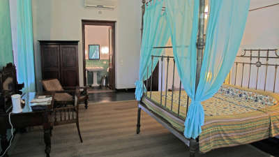 Princess Louise Room, The Bungalow on the Beach Tranquebar, Hotel Rooms Near Danish Fort 2