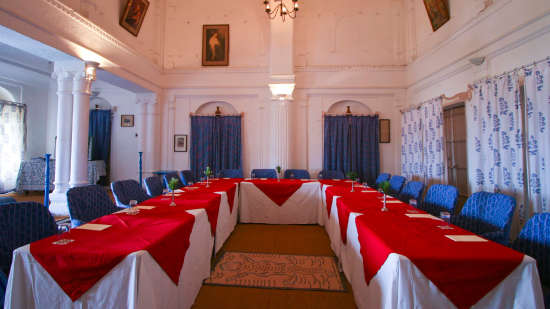 Conference Hill Fort-Kesroli, Neemrana hotels in Rajasthan