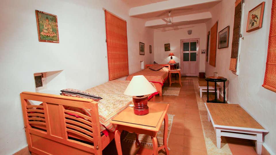 Hill Fort-Kesroli Alwar Pitambar Mahal, Resorts in alwar