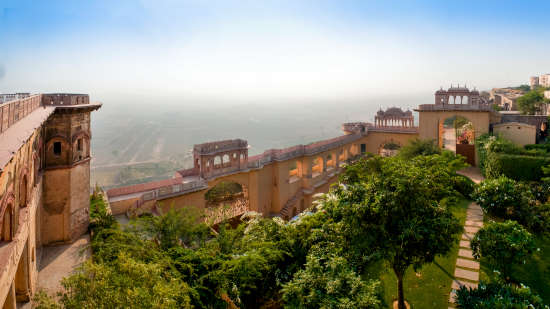 Tijara Fort-Palace - 19th Century, Alwar Alwar Tijara Fort-Palace Alwar Rajasthan 14