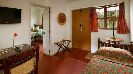 Wallwood Garden - 19th Century, Coonoor Coonoor The Red Cedar Room Wallwood Garden Coonoor Tamil Nadu