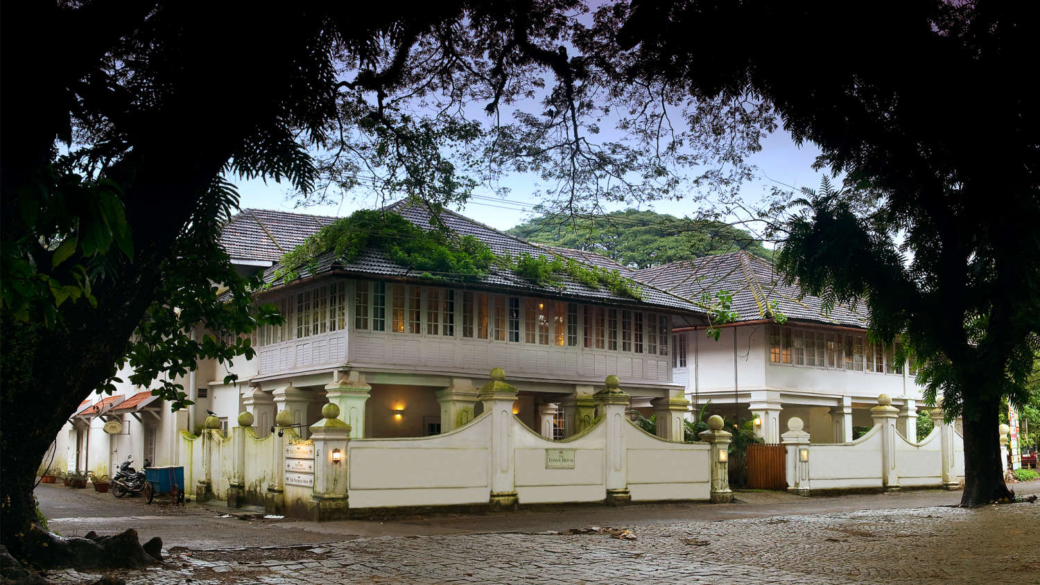The Tower House, Cochin | Kochi Hotels | Hotels in Kochi | 1500 x 844 jpeg 208kB