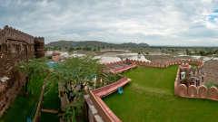 Hill Fort-Kesroli - 14th C, Alwar Kesroli Facade Premises Hill Fort Kesroli - Alwar6