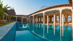 Facade_Tijara Fort Palace_Hotel In Rajasthan 13