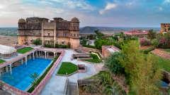 Facade_ Facade_Tijara Fort Palace_Hotel In Rajasthan_ Palace Hotel In Rajasthan 32