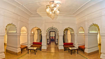 Banquet, The Baradari Palace Patiala Punjab Heritage Hotel in Patiala