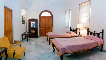 The Baradari Palace - 19th Century, Patiala Patiala Maharaja Yadavindra Singh The Baradari Palace Patiala Punjab