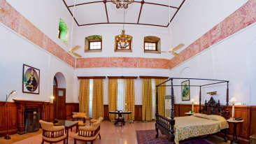 Raja Sardul Singh The Baradari Palace Hotels in Patiala